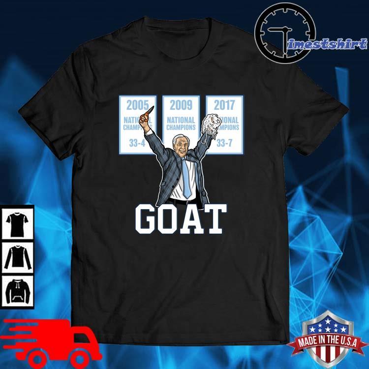 2005-2009-2017 National Championship Goat Shirt