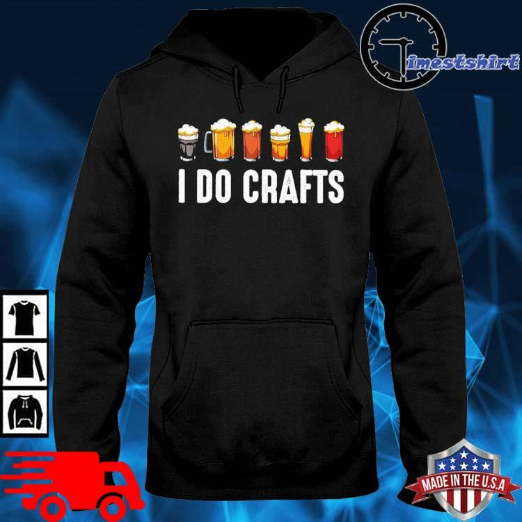 Beer I do crafts hoodie den