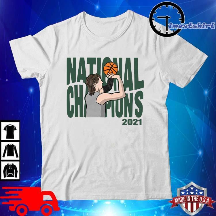 National Champions 2021 Basketball Shirt