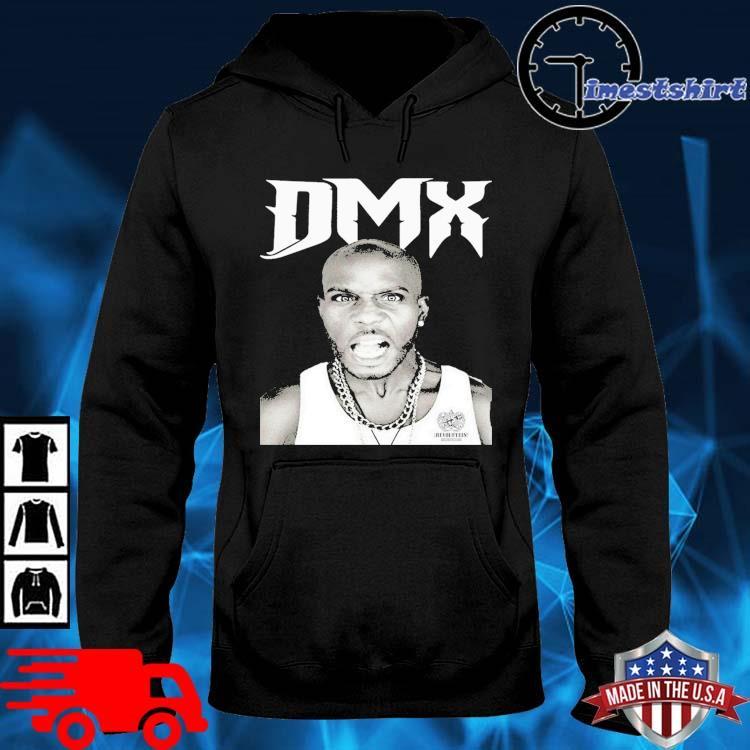 Rip DMX rapper hoodie den