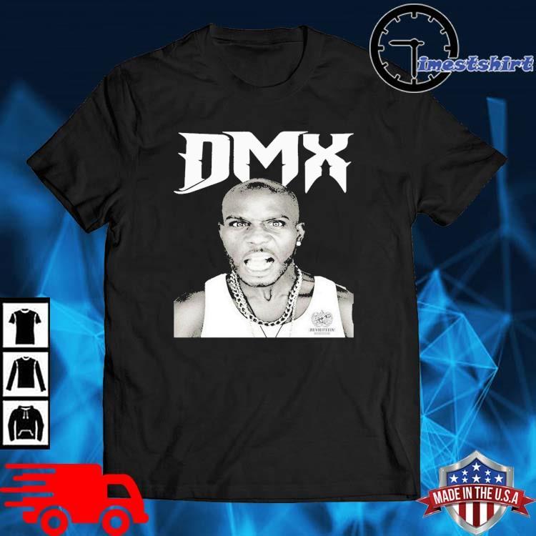 Rip DMX rapper shirt