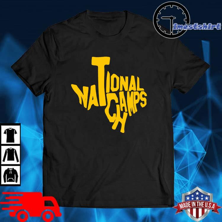 Texas national Champs Shirt