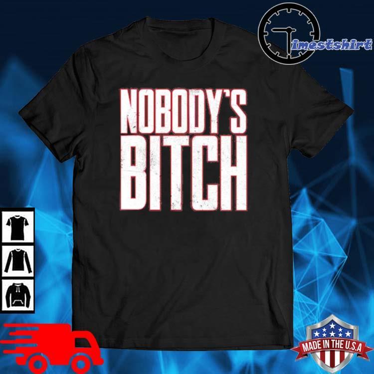 Jimmy Uso Nobody's Bitch Shirt