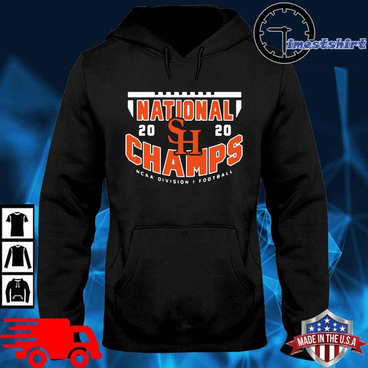 Sam Houston State National Champions FCS Football Shirt hoodie den